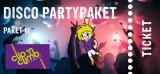 Disco -Partypaket M (12 - 17 Jahre)  Fr. - Sa.