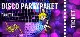 Disco -Partypaket L (12 - 17 Jahre)  Fr. - Sa.