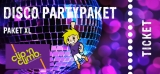 Disco -Partypaket XL (12 - 17 Jahre)  Fr. - Sa.