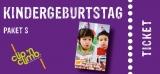"""Partypaket-Kinder  S  """"Climb n Go"""" Fr. - So. (4 bis 14J.)"""